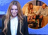 "September 24, 2014: September 24, 2014  Lindsay Lohan makes her West End debut in ""Speed The Plow"" theatre production at the Playhouse Theatre in London.  Non Exclusive Worldwide Rights Pictures by : FameFlynet UK    2014 Tel : +44 (0)20 3551 5049 Email : info@fameflynet.uk.com"