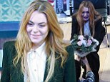 From 'car crash' to 'superb', Speed-The-Plow audience are divided over Lindsay Lohan's opening night performance... as it's revealed she had to be fed some of her lines