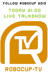 RoboCup Talkshow