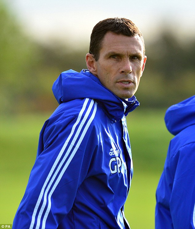 Scared: Poyet says there could be a leak at Sunderland, and is investigating