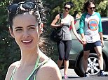 Picture Shows: Krysten Ritter, Adam Granduciel  September 30, 2014\n \n 'The Blacklist' actress Krysten Ritter walks hand in hand with her new rocker boyfriend Adam Granduciel while heading to the gym in West Hollywood, California. It is being reported that Krysten was a fan of Adam's band War On Drugs and the two got in touch and have been having fun ever since! \n \n Exclusive All Rounder\n UK RIGHTS ONLY \n Pictures by : FameFlynet UK © 2014\n Tel : +44 (0)20 3551 5049\n Email : info@fameflynet.uk.com