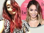 HOLLYWOOD, LOS ANGELES, CA, USA - SEPTEMBER 26: Vanessa Hudgens arrives at the Benefit Cosmetics: Wing Woman Weekend Kick-Off Party held at the Benefit Tattoo Parlor on September 26, 2014 in Hollywood, Los Angeles, California, United States. (Photo by Xavier Collin/Celebrity Monitor)\n\nPictured: Vanessa Hudgens\nRef: SPL851021  260914  \nPicture by: Xavier Collin/Celebrity Monitor\n\nSplash News and Pictures\nLos Angeles: 310-821-2666\nNew York: 212-619-2666\nLondon: 870-934-2666\nphotodesk@splashnews.com\n