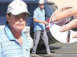 Bruce Jenner arrives at the family office sporting a very smooth face and strange looking lips. Maybe the former Olympian had another facial procedure performed? October 3, 2014 X17online.com