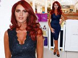 Mandatory Credit: Photo by Graham Stone/REX (4161789d)\n Amy Childs\n Amy Childs pop up store launch, Birmingham, Britain - 03 Oct 2014\n Amy Childs at her pop up shop at Intu shopping centre in Merry Hill\n