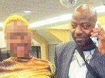 Thomas Duncan - Dallas Ebola Victim Moments After He Landed in Dallas, Texas