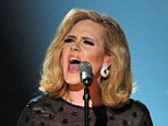 Hugh achievement: The singer's 21 album is set to top the 11million mark in US sales