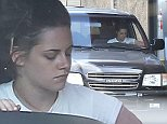 Picture Shows: Kristen Stewart  October 03, 2014    'Equals' actress Kristen Stewart is seen rolling up to a drive through ATM at a bank in Los Angeles, California.    Non-Exclusive  UK RIGHTS ONLY    Pictures by : FameFlynet UK    2014  Tel : +44 (0)20 3551 5049  Email : info@fameflynet.uk.com