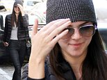 Mandatory Credit: Photo by Nancy Rivera/ACE Pictures/REX (4162138h)\n Kendall Jenner\n Kendall Jenner out and about, New York, America - 05 Oct 2014\n \n