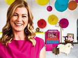 \n\nArchitectural Digest's November cover (on newsstands October 7) features Ellen Pompeo and her darling five-year old daughter Stella Luna. Pompeo and husband Chris Ivery announced the arrival of their new baby, Sienna May, via Twitter, and released a photo of her over Instagram late yesterday afternoon.  \n\nPompeo and her family share exclusive before and after photos of their newly renovated 16,000 square foot LA home and a first peek at the baby's nursery with the magazine. \n\nHere are links to the story and behind the scenes video, which can be found on archdigest.com:  \n\nhttp://www.architecturaldigest.com/celebrity-homes/2014/ellen-pompeo-los-angeles-villa-article\n\nhttp://www.architecturaldigest.com/video/2014/ellen-pompeo-behind-the-scenes-video\n\nThe photo credit is: Roger Davies, Architectural Digest.
