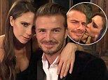 Victoria and David Beckham Instagram