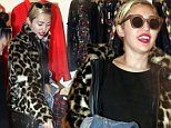 Miley Cyrus shops at the mall in Buenos Aires, Argentina on October 3, 2014. The singer is in town to perform on Friday. Miley was with a friend and surrounded by security guards at a mall near the hotel where she's staying and bought lots of clothes from Brazilian designer Osklen.\n\nPictured: Miley Cyrus\nRef: SPL856662  031014  \nPicture by: Master Vision / Splash News\n\nSplash News and Pictures\nLos Angeles: 310-821-2666\nNew York: 212-619-2666\nLondon: 870-934-2666\nphotodesk@splashnews.com\n