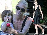 Picture Shows: Jamie King  October 05, 2014    'Hart of Dixie' star Jaime King was spotted with her husband Kyle Newman, their son James and some friends at Coldwater Canyon Park in Beverly Hills, California. The little family played on the grass blowing bubbles, and Jamie and her girlfriends had some fun of their own laying down and taking pictures of each other.     Non Exclusive  UK RIGHTS ONLY     Pictures by : FameFlynet UK    2014  Tel : +44 (0)20 3551 5049  Email : info@fameflynet.uk.com