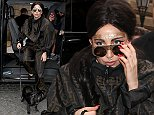 Mandatory Credit: Photo by Beretta/Sims/REX (4161972g)  Lady Gaga  Lady Gaga out and about in Prague, Czech Republic - 04 Oct 2014