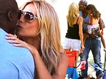 Re coupling? Heidi Klum and singer Seal together for the kids at soccer game oct 4, 2014 X17online.com