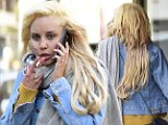 EXCLUSIVE: Amanda Bynes lights up and smokes a Camel cigarette while walking on the Upper East Side in New York City.\n\nPictured: Amanda Bynes\nRef: SPL856757  031014   EXCLUSIVE\nPicture by: Splash News\n\nSplash News and Pictures\nLos Angeles: 310-821-2666\nNew York: 212-619-2666\nLondon: 870-934-2666\nphotodesk@splashnews.com\n