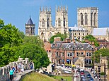 Regional focus: The company is taking over properties in cities such as York