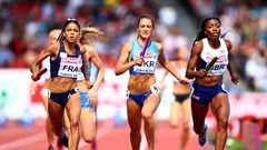 Zurich 2014 European Athletics Championships Day 6