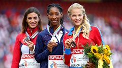 Zurich 2014 European Athletics Championships Day 3