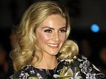 ***MANDATORY BYLINE TO READ INFphoto.com ONLY***   Pictured: Tamsin Egerton Ref: SPL859459  061014   Picture by: INFphoto.com