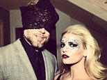 jessicasimpson When your husband doesn't have a mask... A Hanky Panky lace option will be the hit of the party!!!