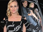 Joshua Jackson and Diane Kruger seen leaving Espace for the Showtime premiere of 'The Affair' in NYC, along with designer Jason Wu and his boyfriend.   Pictured: Joshua Jackson and Diane Kruger Ref: SPL859295  061014   Picture by: Blayze / Splash News  Splash News and Pictures Los Angeles: 310-821-2666 New York: 212-619-2666 London: 870-934-2666 photodesk@splashnews.com
