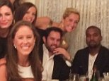 """Kanye West Surprises Bachelorette Party With Champagne, Partygoers Call it """"Best Night of Our Lives"""""""
