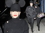 Rita Ora and her Boyfriend Ricky Hilfiger enjoy a night out in Notting Hill at E&O restaurant and bar. Rita was seen wearing her mouse ears baseball cap.\n\nPictured: Ricky Hilfiger and Rita Ora\nRef: SPL852518  061014  \nPicture by: Hewitt / Splash News\n\nSplash News and Pictures\nLos Angeles: 310-821-2666\nNew York: 212-619-2666\nLondon: 870-934-2666\nphotodesk@splashnews.com\n