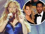 Mariah Carey tweets photos