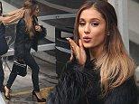 Ariana Grande outside ITV Studios Featuring: Ariana Grande Where: London, United Kingdom When: 08 Oct 2014 Credit: Rocky/WENN.com