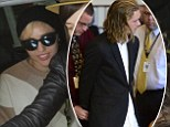 Miley Cyrus touches down in New Zealand as she kicks off her Bangerz tour Down Under as her MTV Awards date is JAILED for six months after violating his probation