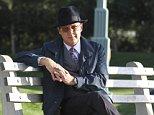 "James Spader and Megan Boone spotted shooting scenes for ""The Blacklist"" at Hudson River Park in Manhattan, New York City.  Pictured: James Spader Ref: SPL861083  081014   Picture by: Splash News  Splash News and Pictures Los Angeles: 310-821-2666 New York: 212-619-2666 London: 870-934-2666 photodesk@splashnews.com"