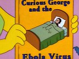 Simpsons Ebola Preview