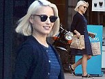 08.OCTOBER.2014 - WEST HOLLYWOOD - USA\n*** EXCLUSIVE PICTURES AVAILABLE FOR UK ONLY ***\nACTRESS DIANNA AGRON SEEN GRABBING FOOD TO GO AT CAFE GRATITUDE IN WEST HOLLYWOOD, CALIFORNIA.\nBYLINE MUST READ : XPOSUREPHOTOS.COM\n***UK CLIENTS - PICTURES CONTAINING CHILDREN PLEASE PIXELATE FACE PRIOR TO PUBLICATION *** CLIENTS MUST CALL PRIOR TO TV OR ONLINE USAGE PLEASE TELEPHONE 020 8344 2007
