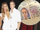 Picture Shows: Lauren Pope, Lewis Bloor July 31, 2014 'TOWIE' stars Lauren Pope and Lewis Bloor arrive for a night out at the Soho Sanctum Hotel in Soho, London. The couple recently made their relationship official, as shown in the 12th series finale. Non-Exclusive WORLDWIDE RIGHTS Pictures by : FameFlynet UK    2014 Tel : +44 (0)20 3551 5049 Email : info@fameflynet.uk.com