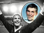 Kenny Dalglish salutes the Kop after Liverpool clinched the league\n. REXSCANPIX.