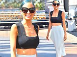 Nicole Richie bears her midriff as she is all smiles for 'Extra'\n\nPictured: Nicole Richie\nRef: SPL859377  081014  \nPicture by: Fern / Splash News\n\nSplash News and Pictures\nLos Angeles: 310-821-2666\nNew York: 212-619-2666\nLondon: 870-934-2666\nphotodesk@splashnews.com\n