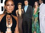 NEW YORK, NY - SEPTEMBER 09: Jennifer Lopez arrives at Barclays Center for Fashion Rocks on September 9, 2014 in New York City. (Photo by Jeff Kravitz/FilmMagic)