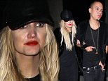 Picture Shows: Ashlee Simpson, Evan Ross  October 09, 2014\n \n Celebrities are seen enjoying a night out at Warwick nightclub in Hollywood, California.\n \n Non Exclusive\n UK RIGHTS ONLY\n \n Pictures by : FameFlynet UK © 2014\n Tel : +44 (0)20 3551 5049\n Email : info@fameflynet.uk.com
