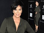 Pictured: Kris Jenner Mandatory Credit    Gilbert Flores/Broadimage Fifth Annual PSLA Autumn Party  10/8/14, Culver City, California, United States of America  Broadimage Newswire Los Angeles 1+  (310) 301-1027 New York      1+  (646) 827-9134 sales@broadimage.com http://www.broadimage.com