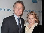 Mandatory Credit: Photo by Jim Smeal/BEI/REX (1513146aw).. Stephen Collins and Faye Grant.. 3rd Annual 'Change Begins Within' Benefit Celebration, Los Angeles, America - 03 Dec 2011.. ..