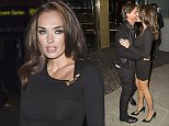 MUST BYLINE: EROTEME.CO.UK\nTamara Ecclestone and Jay Rutland are seen arriving at Chiltern Firehouse for a night out.\nNON-EXCLUSIVE    October 10 2014\nJob: 141010W2    London, England\nEROTEME.CO.UK\n44 207 431 1598\n