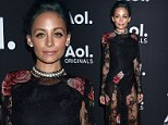 October 9, 2014  West Hollywood, Ca.\nNicole Richie\nAOL's Fall Programming Premiere Event\nat the Palihouse\n© Tammie Arroyo / AFF-USA.COM\n