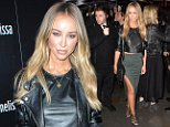 Mandatory Credit: Photo by Richard Young/REX (4189562bc)\n Lauren Pope\n Melissa flagship store launch party, London, Britain - 09 Oct 2014\n \n