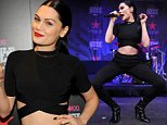 NEW YORK, NY - OCTOBER 09:  Jessie J performs at Z100s Jingle Ball 2014 Official Kick Off Event, presented by Goldfish Puffs, on October 9, 2014 in New York City at Macys Herald Square.  (Photo by Brad Barket/Getty Images for iHeart Media)