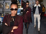 Picture Shows: Leigh-Anne Pinnock, Jordan Kiffin  October 11, 2014\n \n 'Little Mix' star and birthday girl Leigh-Anne Pinnock is seen arriving at a hotel with boyfriend Jordan Kiffin before her party this evening in London, England.\n \n Non Exclusive\n WORLDWIDE RIGHTS\n \n Pictures by : FameFlynet UK © 2014\n Tel : +44 (0)20 3551 5049\n Email : info@fameflynet.uk.com