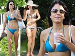 US & UK CLIENTS MUST ONLY CREDIT KDNPIX\nBethenny Frankell enjoys her holiday in Miami\n\nPictured: Bethenny Frankell\nRef: SPL862406  101014  \nPicture by: KDNPIX\n\nSplash News and Pictures\nLos Angeles: 310-821-2666\nNew York: 212-619-2666\nLondon: 870-934-2666\nphotodesk@splashnews.com\n