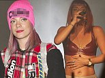 British singer Lily Allen wearing quite an Inappropriate Pink Beanie as she arrives at 'The Nice Guy' bar for her concert after party in Los Angeles, CA\\n\\nPictured: Lily Allen\\nRef: SPL862222  111014  \\nPicture by: SPW / Splash News\\n\\nSplash News and Pictures\\nLos Angeles: 310-821-2666\\nNew York: 212-619-2666\\nLondon: 870-934-2666\\nphotodesk@splashnews.com\\n