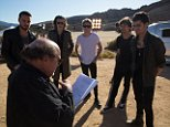 One Direction release their brand new single ?Steal My Girl? this Sunday in the UK.  The band filmed the video in LA recently and it features Hollywood star Danny Devito playing the part of their video director.