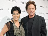 LOS ANGELES, CA - MARCH 2: Kris Jenner and Bruce Jenner arrive at the Vogue dinner honoring Vera Wang in celebration of Vera Wang on Melrose Opening on March 2, 2010 in Los Angeles, California. (Photo by Gregg DeGuire/PictureGroup)