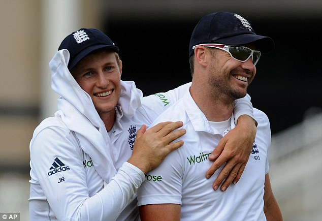 Papering over the cracks: Joe Root and James Anderson's late stand masked England's deficiencies